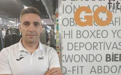 Raúl García: «La idea de realizar actividad física es llegar en óptimas condiciones a la vejez»