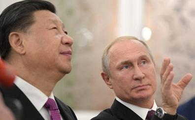 China quiere seguir reforzando sus vínculos con Rusia para hacer frente mejor a EE UU