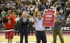El CBC Valladolid, a la espera de la decisión de Paco García