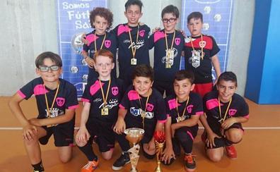 La Copa benjamín y alevín de Asafusa en Salamanca ya tiene campeones
