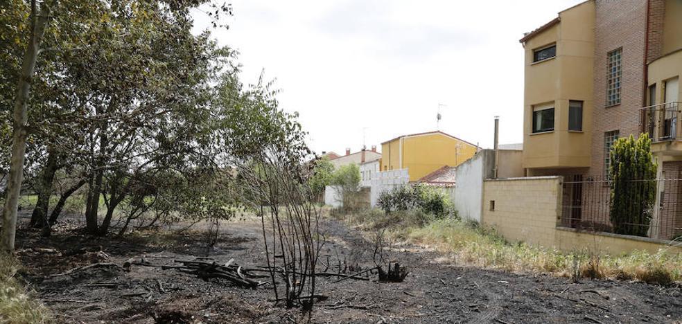 La Fiscalía de Palencia advierte de que la quema de pelusas puede acarrear penas de cárcel