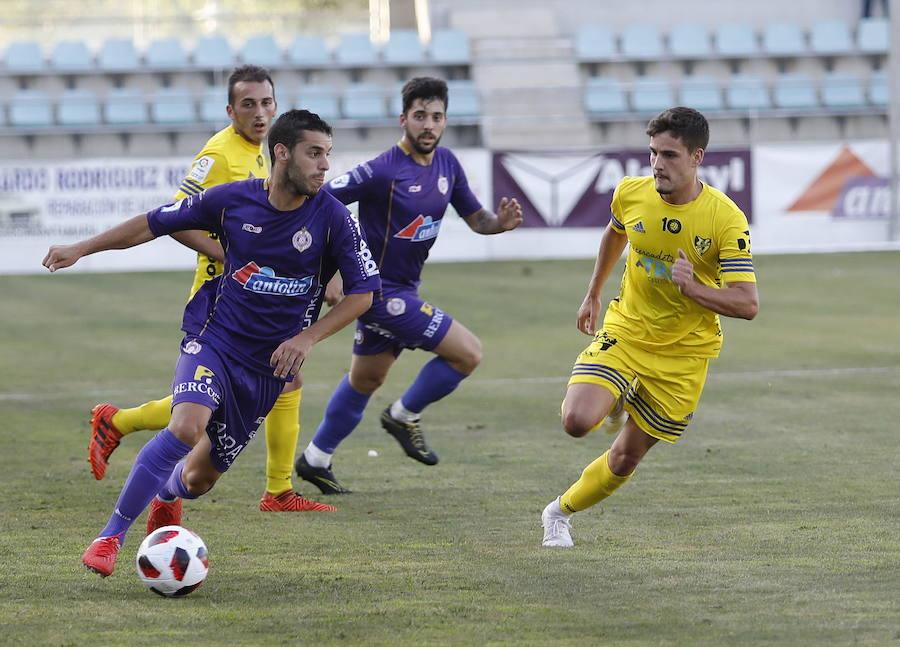 Adri Pérez jugará una temporada más en el Palencia Cristo