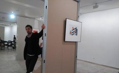 Geray Mena lleva sus trampantojos visuales a la Sala 0 del Patio Herreriano