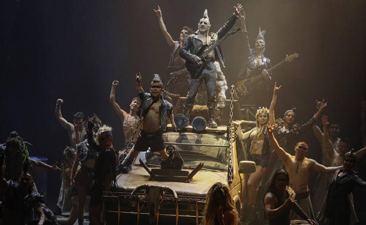 Aterriza en Valladolid 'Apocalipsis', el espectáculo más grande del Circo de los Horrores