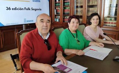 Folk Segovia apuesta por la música de raíz nacional en el programa que ofrecerá del 4 al 7 de julio