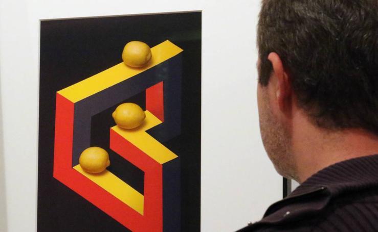 Exposición de Geray Mena en el Museo Patio Herreriano de Valladolid