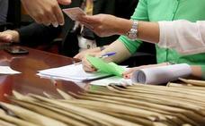 La Junta Electoral Central ratifica la victoria del PSOE en la mesa 7-5B de León