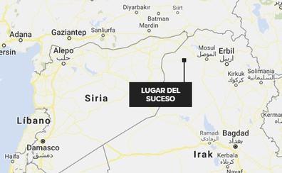 Un miliciano español, muy grave tras la explosión de una mina antipersona en Irak