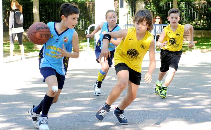 Deporte Base del 1 y 2 de junio. Valladolid (1/2)