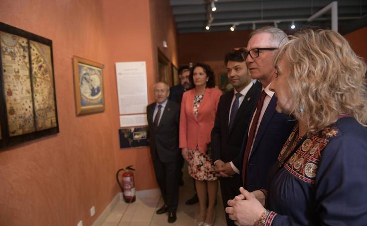 Exposición sobre el Tratado de Tordesillas
