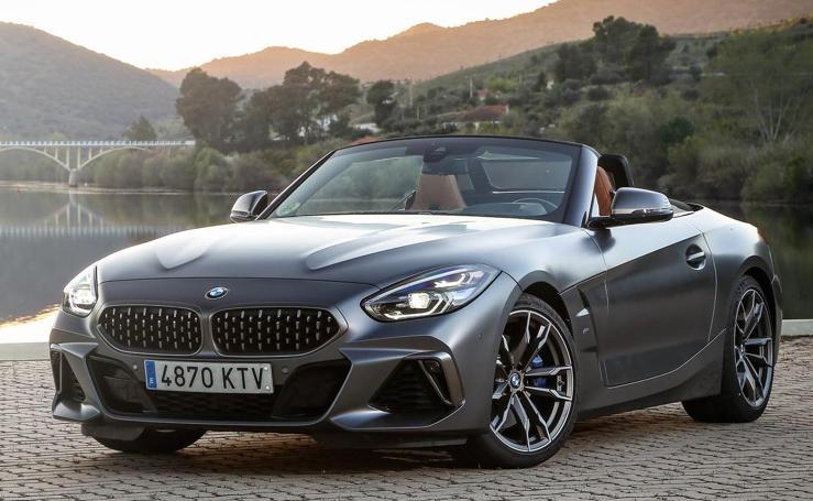 BMW Z4, nuevo «roadster» desde 48.900 euros