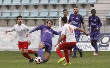 Miguel Blanco jugará un año más con la camiseta del Palencia Cristo