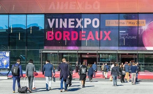 Vinexpo Burdeos se reinventará en 2021 con un modelo nuevo