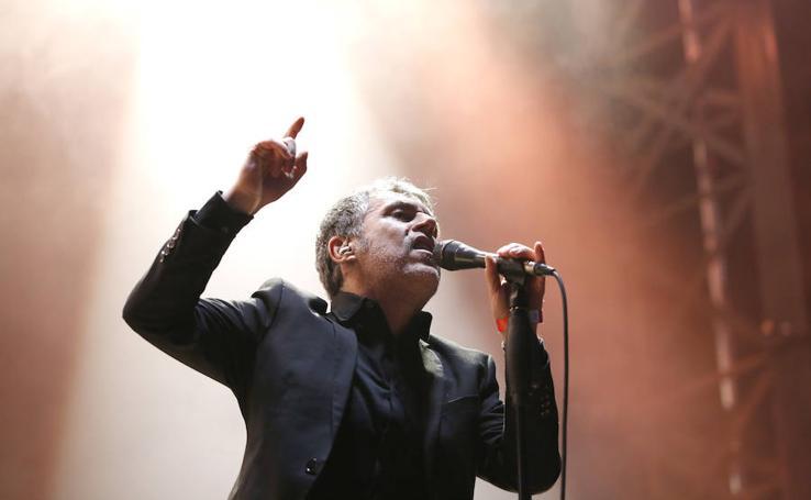 Concierto de Iván Ferreiro en Palencia Sonora