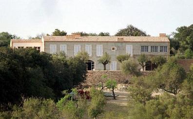 Okupas en la casa de Becker en Mallorca