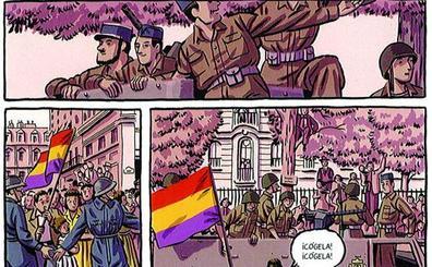 La doble derrota de los españoles de La Nueve