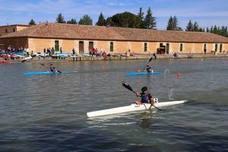 El Ciudad de Zamora gana el regional de sprint de piragüismo
