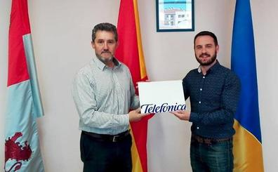Telefónica inicia en el municipio de San Cristóbal el despliegue de la Fibra Óptica al Hogar
