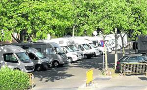 La matriculación de autocaravanas crece en Valladolid el 34% en tan solo dos años