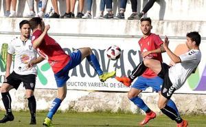 La Segoviana cae en Villarrobledo (2-1) pero mantiene sus opciones de ascenso