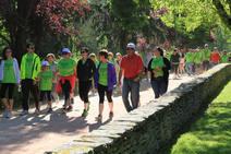 III Marcha Popular Parkinson Segovia
