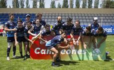 El Bera Bera se apunta el torneo vallisoletano de las España 7 Series