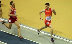 Álvaro de Arriba busca empezar a correr 'rápido' en Holanda