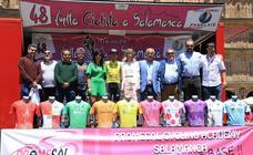 Última etapa de la Vuelta a Salamanca élite y sub-23