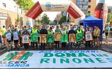 Emocionante tributo a Carmelo Martín en la Carrera Solidaria por la Donación de Órganos