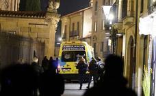 Dos jóvenes atropellados en Salamanca en medio de una multitudinaria pelea