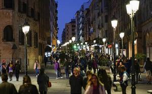 Salamanca es la capital de Castilla y León con más contaminación lumínica