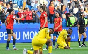 Casi millón y medio de personas vieron el debut de España