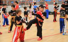 Graduación del Kickboxing Salmantino