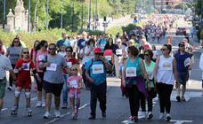 Participantes en el VII Día de la Familia en Marcha de CaixaBank (4/5)