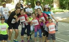 Participantes en el VII Día de la Familia en Marcha de CaixaBank (2/5)