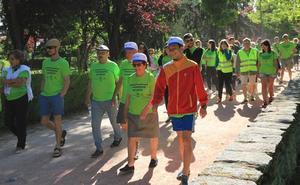 Parkinson Segovia reclama ayuda para el traslado de los pacientes