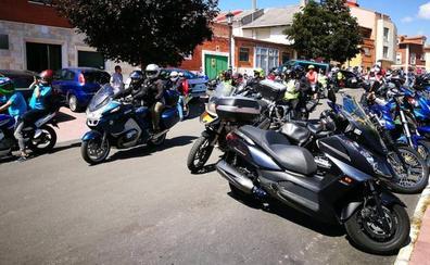 Los moteros de la provincia de Valladolid agotan las inscripciones en el Día de la Moto
