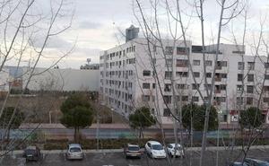Herida una anciana en un accidente por alcance en el Camino del Cementerio de Valladolid