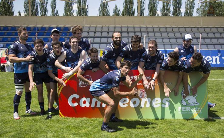 El Bera Bera se lleva el torneo vallisoletano de las España 7 Series