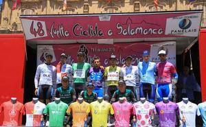 Iván Martínez conquista la Vuelta a Salamanca elite y sub-23 por centésimas