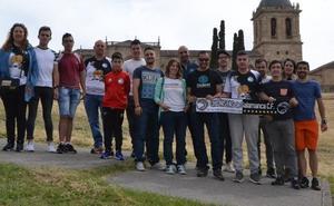 Unionistas CF estrena nueva peña en Ciudad Rodrigo
