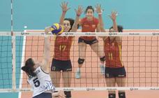 España derrota a Finlandia en Huerta del Rey