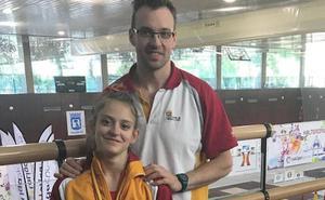 Seis medallas para la halterofilia salmantina en el Campeonato de España Absoluto