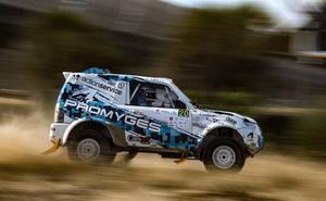 Carranza gana el rally de la Baja Extremadura