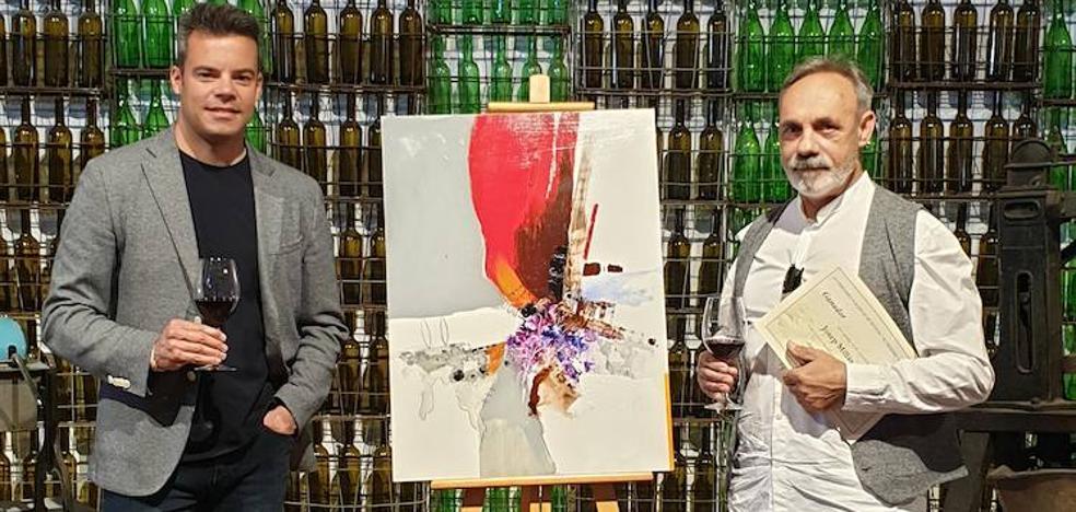 'Prima Bacus', del pintor catalán Josep Millás Chia, nueva imagen del Primero 2018 de Fariña