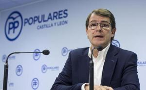 Mañueco: «Aceptamos las 18 propuestas de Ciudadanos sobre regeneración política»