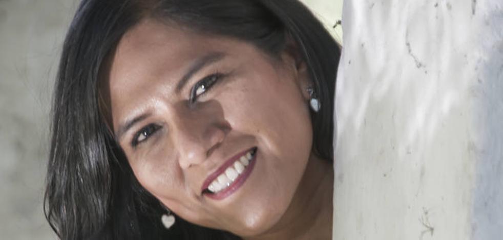 Socorro Venegas: «La literatura te da otra gramática para situarte en el mundo»