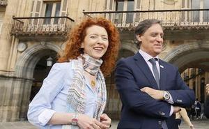 PP y Ciudadanos inician mañana las negociaciones para la posible conformación de un gobierno en el Ayuntamiento de Salamanca