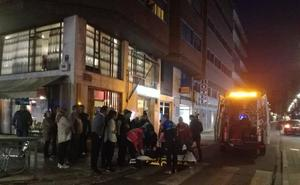 Atropellan a un anciano en la calle Menéndez Pelayo de Palencia