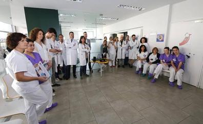 Los enfermeros y médicos colegiados de Palencia representan solo el 0,3% de toda España